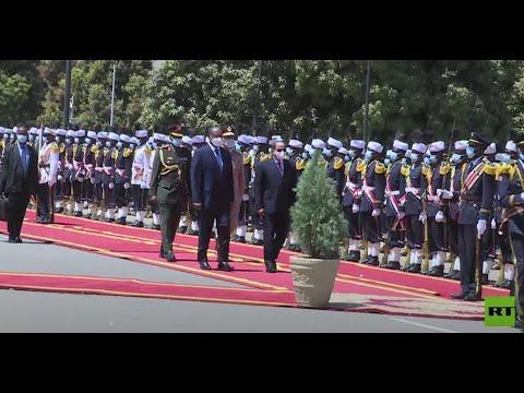 السيسي يصل إلى الخرطوم في زيارة رسمية  - نشر قبل 13 دقيقة