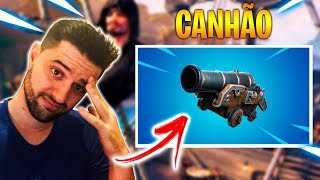 HOW TO BUGAR THE PIRATE CANNON AND NEWS OF THE DRAW! -Fortnite, the
