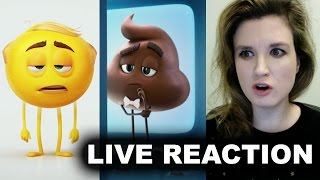 The Emoji Movie Trailer Reaction