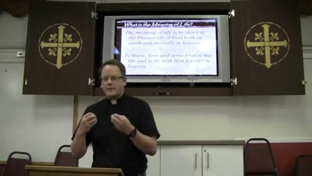 The problem of sin in the