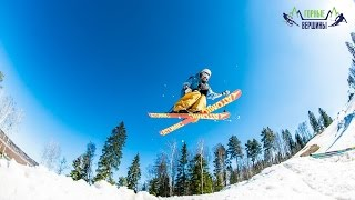 Что такое парковые лыжи и как их выбирать