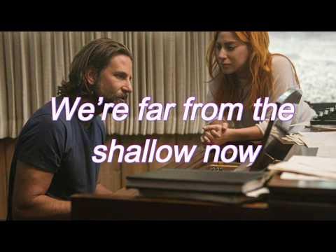 Shallow Lyrics  Lady Gaga ft  Bradley Cooper