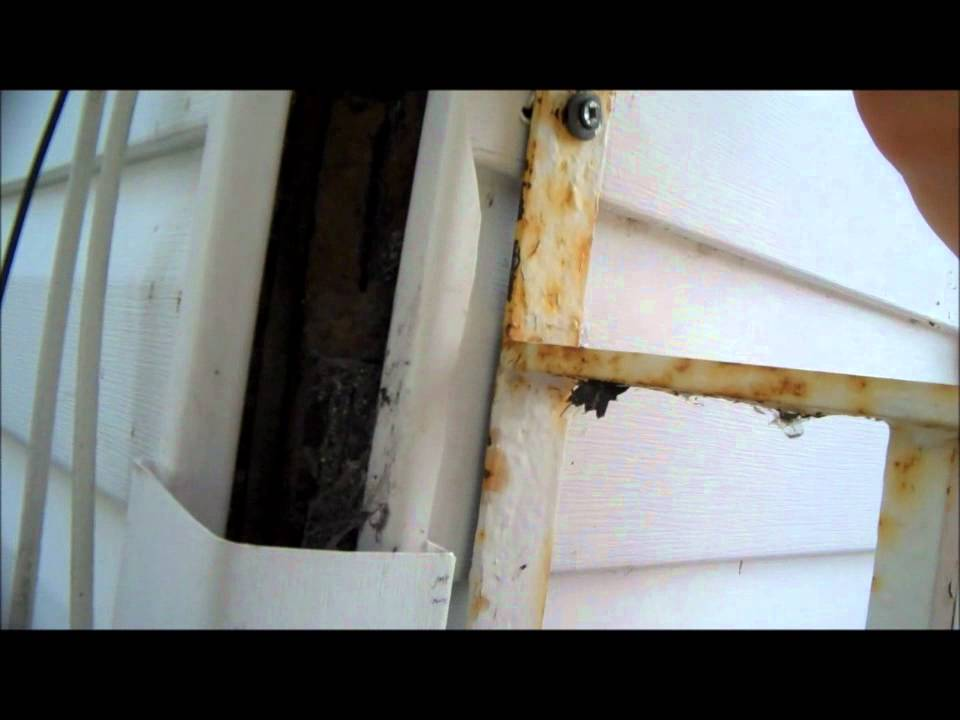 Vinyl Siding Corner Repair Replacement Youtube