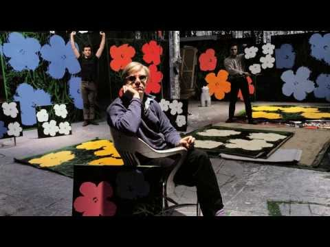 Andy Warhol's Iconic Flower Series