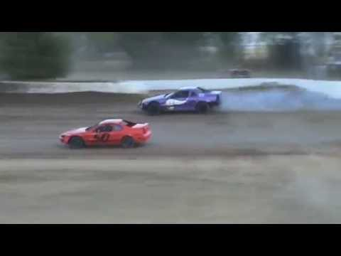 Grays Harbor Raceway, August 6, 2016, Outlaw Tuners Heat Races 1 and 2