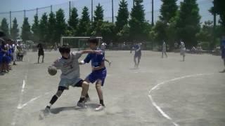 湘南学園vs桐光学園 前半 【ハンドボール】