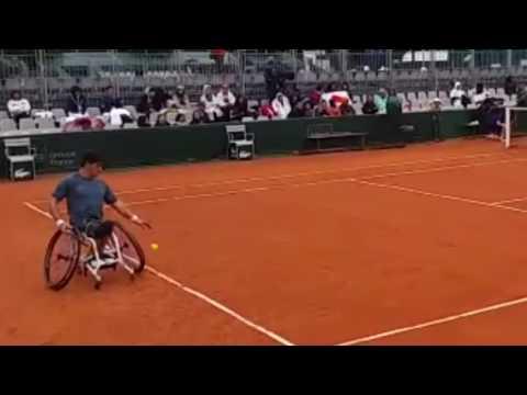 Gustavo Fernandez Campeón Roland Garros 2016
