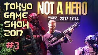 Tokyo Game Show 2017 #3 - Gramy   Cosplay   Wirtualne spacerowanie