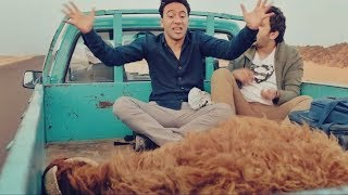 أقوى مشهد كوميدي بين مصطفى خاطر ومحمد سلام😂😂 ( هو انت كنت مركز مع ليَّة أبوك يا عمر ) #ربع_رومي