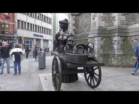 Dublin, Ireland in 4K