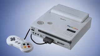 Playing the Nintendo Playstation Prototype