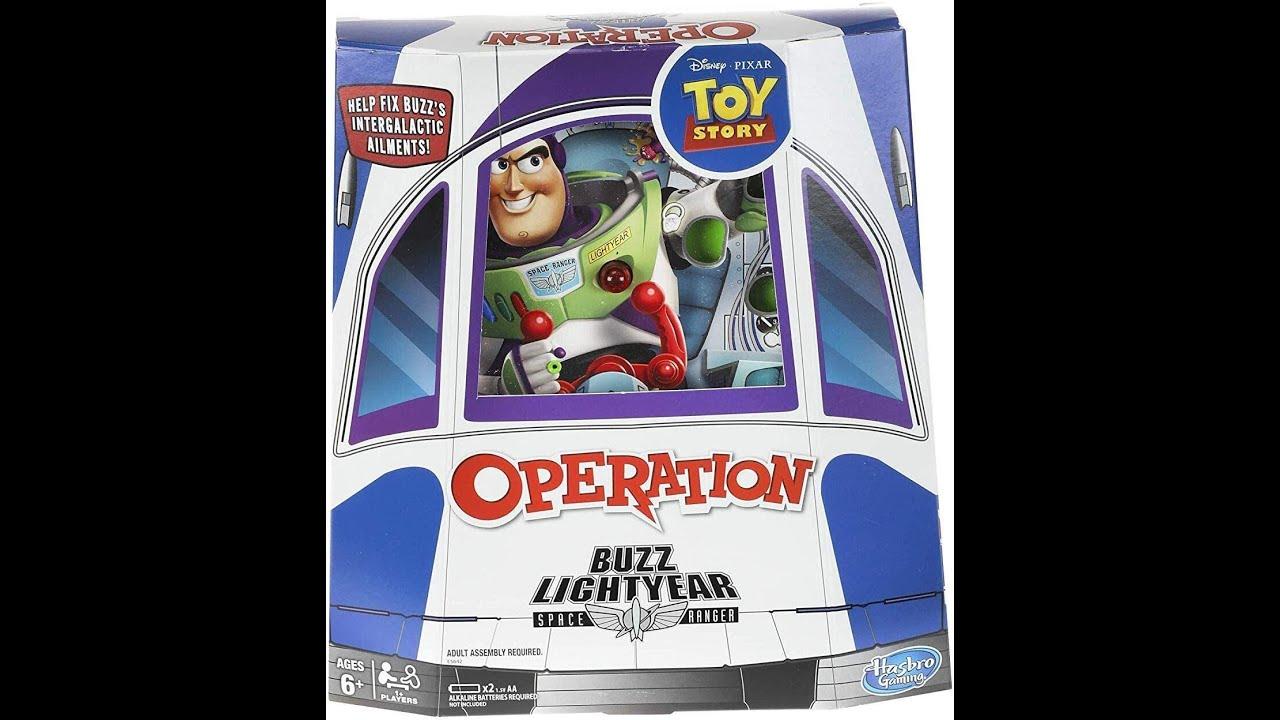 Toy Story Buzz Lightyear Operation