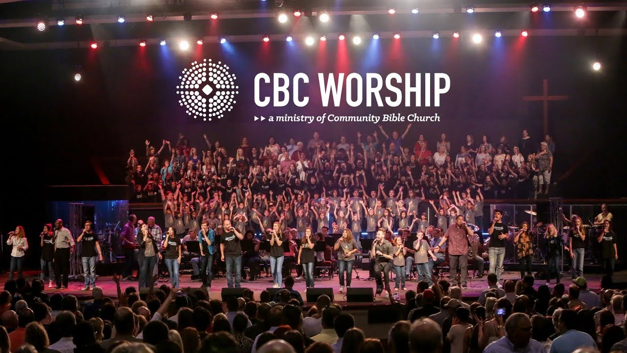 Cbc Worship High Above Youtube