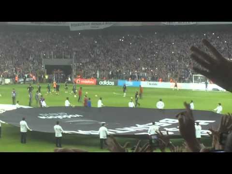 Beşiktaş Vodafone Arena'da Alen ve İlk Üçlü 11.04.2016