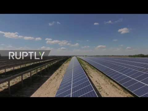 Belarus: Drone footage captures country