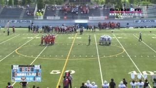 【Football TV!】 http://www.football-tv.jp/ 平成27年5月31日にアミ...