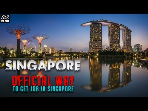 [Hindi] Singapore : How To Find JOB ? | Singapore MOM Approved Agencies | STS Vlogs