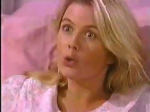 Stephanie visits Brooke at the hospital after Bridget's bith  B&B 1993