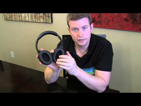 MEElectronics Bluetooth Headphones Review - Best Headphones for Android iPhone etc. (Matrix AF62)
