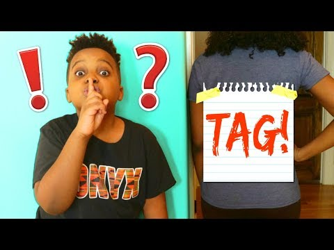 EPIC TAG YOU'RE IT GAME!!! (SKIT) - Onyx Family