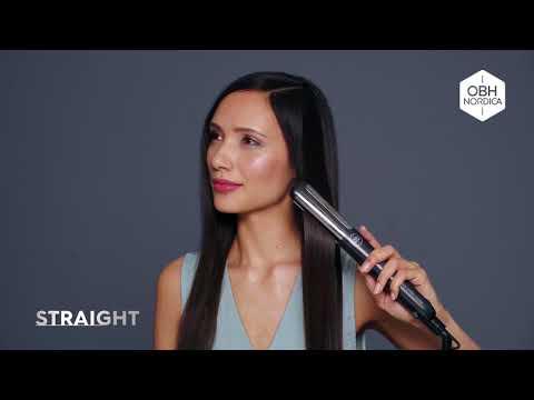 Straight & Curl Nano Pro | Björn Axén Tools by OBH Nordica
