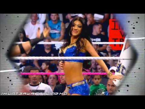 WWE : Rosa Mendes Custom Titantron v1 -