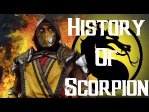 History Of Scorpion Mortal Kombat 11 (REMASTERED) thumbnail