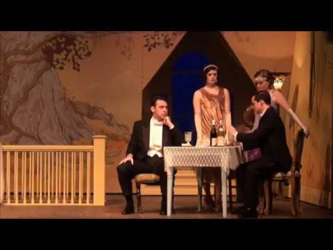 Corkageddon - Philip Barry's Holiday - Theatre TCU