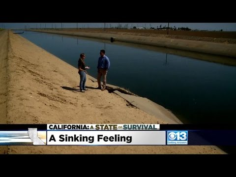State Of Survival: A Sinking Feeling In San Joaquin Valley