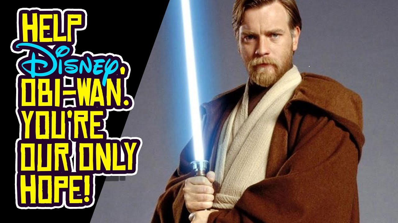 'Star Wars' Confirms Ewan McGregor-Starring Obi-Wan Kenobi Series for Disney+