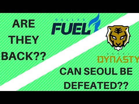 Dallas Fuel are Back?! Seoul are Beatable? Shanghai Dragons Woes Continue (OWL S1 W2 D3 Recap)
