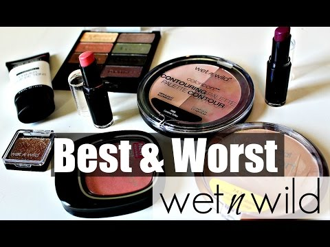 Best Wet & Wild Cosmetics