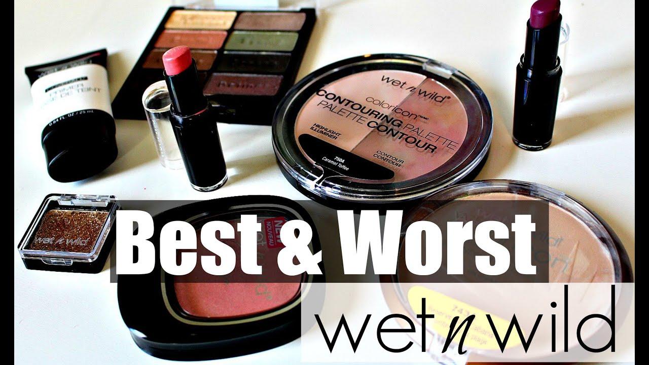 Wet 'n Wild Cosmetics - YouTube