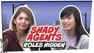 Joe Used Sand For WHAT?? | SHADY AGENTS | Roles Hidden