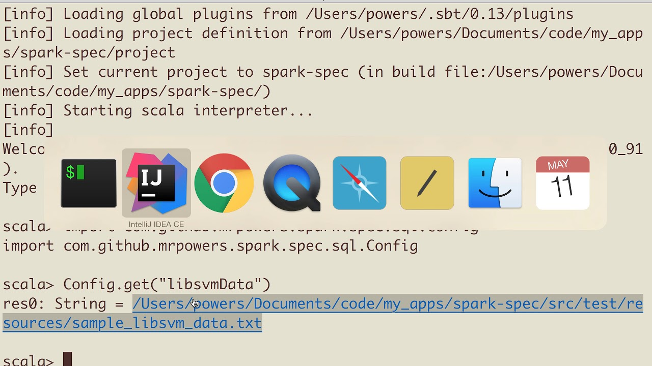 Environment Specific Config in Spark Scala Projects – MungingData