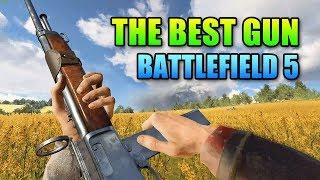 The Best Gun In Battlefield 5   M1907 SF