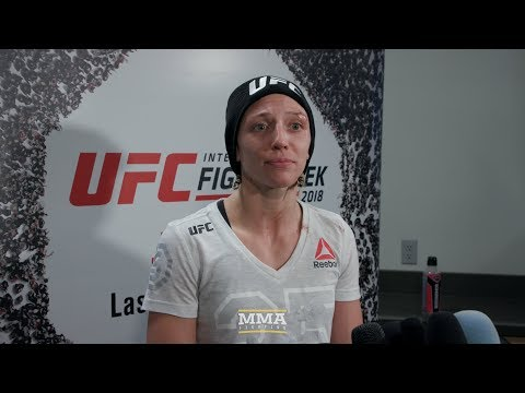 UFC 226: Emily Whitmire Explains 'Real Shady' Move Leading To Post-Fight Outburst At Vinny Magalhaes