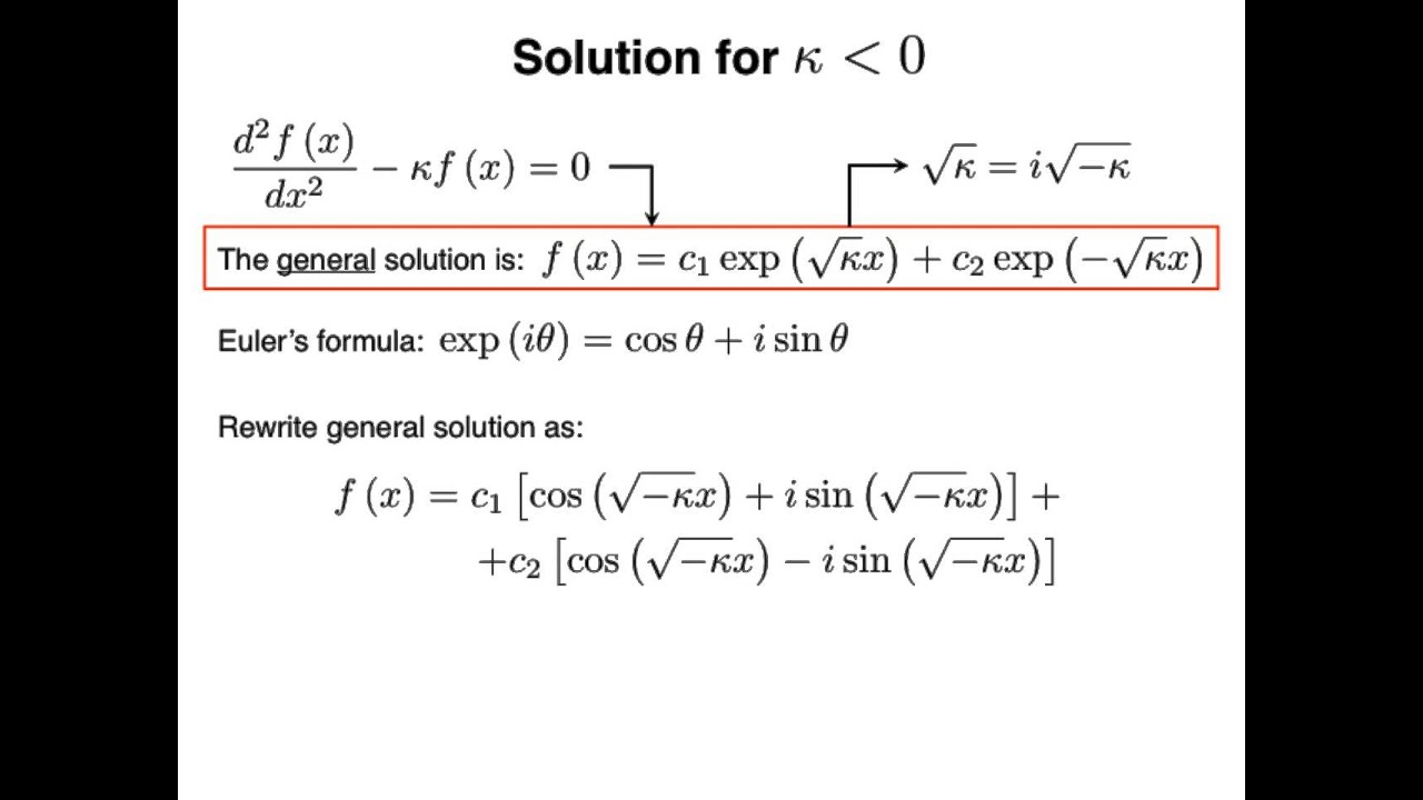 Image Result For Free Wave Equation