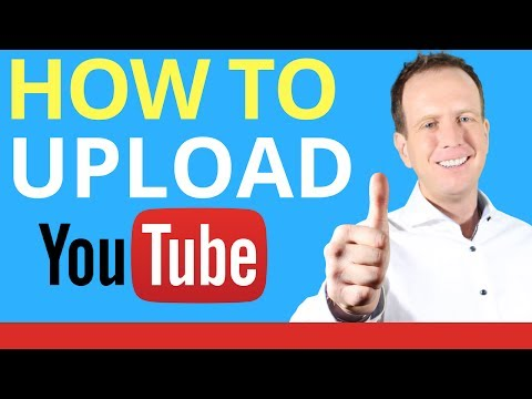 👉★How to Upload a Video on YouTube 2017 ★ Upload Videos to YouTube - Upload Video YouTube 2017