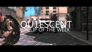 [CoD4] qu1ESCENT Clip of the Week - by crank