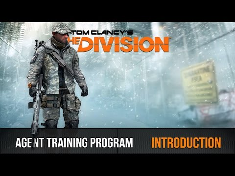 The Division - Introduction to the Guides (Agent Training Program)