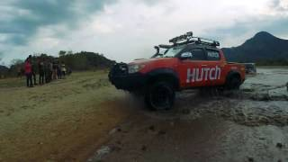 The Commando 4x4 Off-Road Challenge 2016