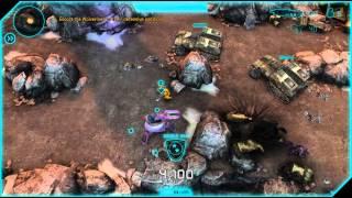 Halo: Spartan Assault PC Gameplay