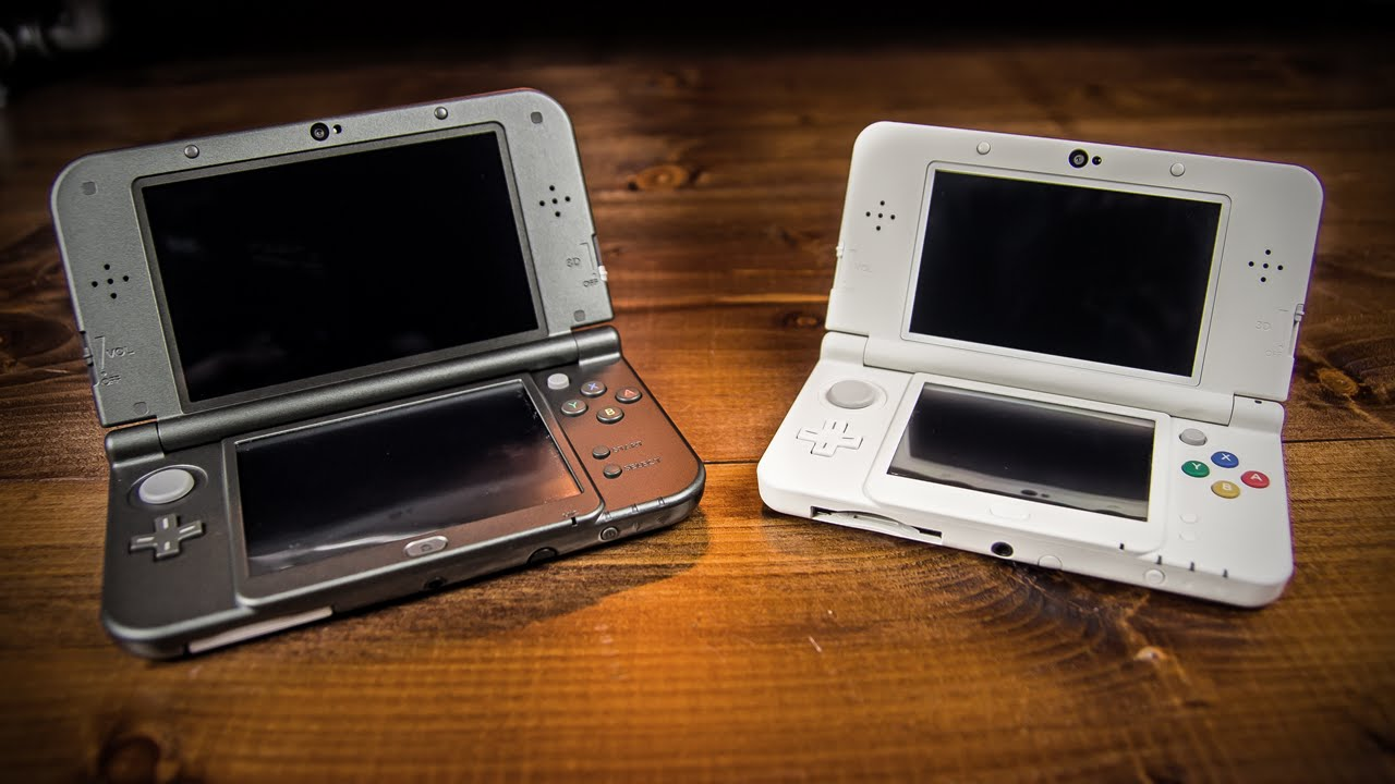 new nintendo 3ds 3ds xl review unboxholics youtube