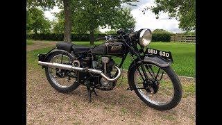 Rudge Sports 1939 250cc for Sale Video