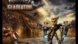 Ratchet Gladiator Modo Heroico En español (no escenas) Cruzado