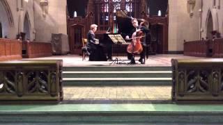 BACH: Sonate pour Viole de Gambe et Clavecin No 3 En Sol Mineur, BWV 1029 - III. Allegro