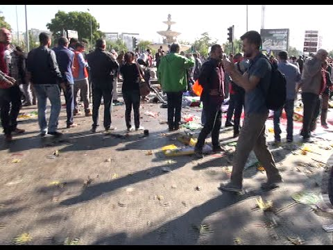 Ankara'da patlama: İlk görüntüler - 2