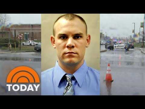 School Officer Commended On Great Mills High School Shooting | TODAY