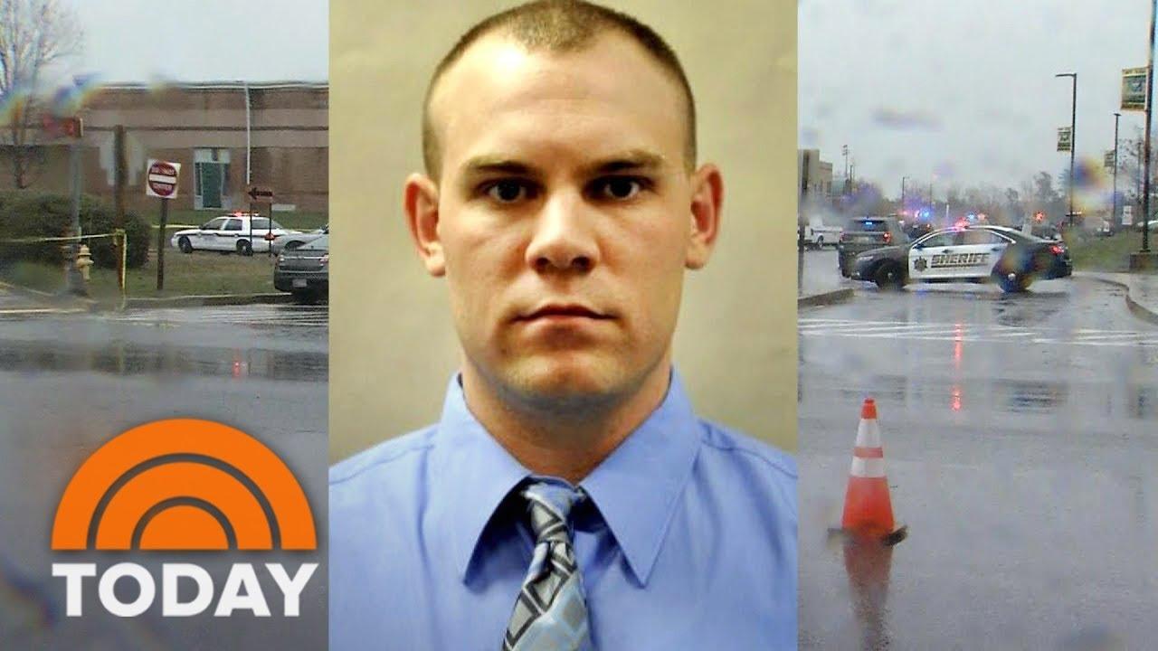 Security Guard Kills School Shooter